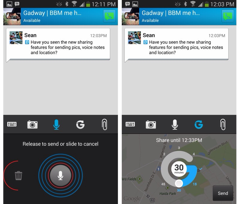 Blackberry reveals 2014 plans for BBM app,to add Voice call,Channels