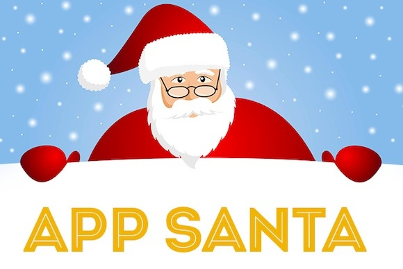 App Santa : Brings discounts on popular iOS titles