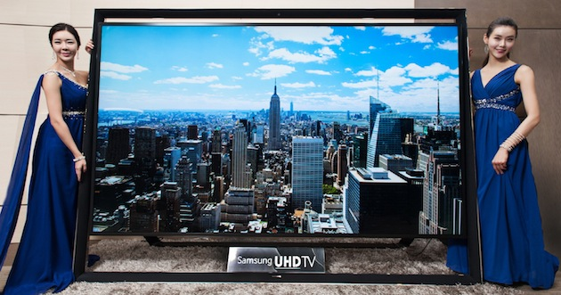 Samsung starts Selling 110-Inch Ultra-HD TV for $150,000
