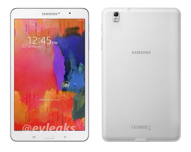 Samsung Galaxy Note Pro & Galaxy Tab pro leaked ahead of CES launch