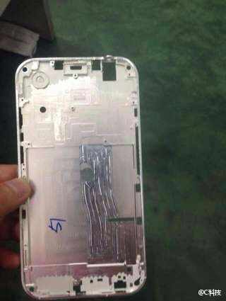 iphone 6 leaked frame | MakTechBlog