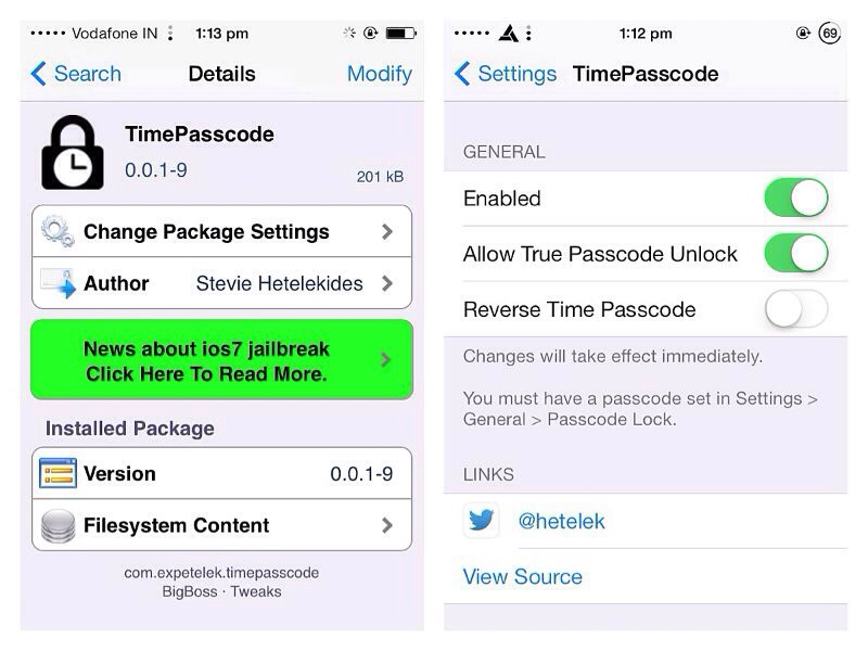 How to Set Current Time as your iPhone Passcode
