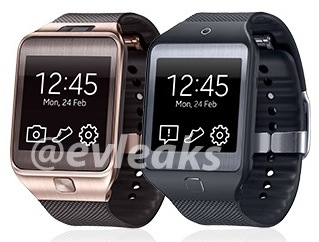 Samsung Galaxy Gear 2 and Galaxy Gear 2 Neo photos leaked ahead of MWC launch