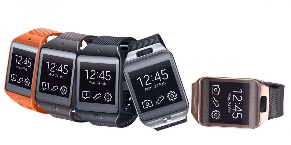 """Samsung standalone cellular smartwatch """"Gear 2 Solo"""" imported for testing"""