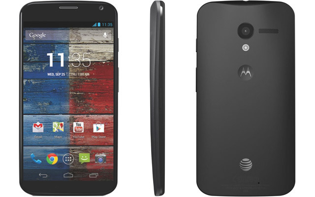 Moto X coming to India within weeks