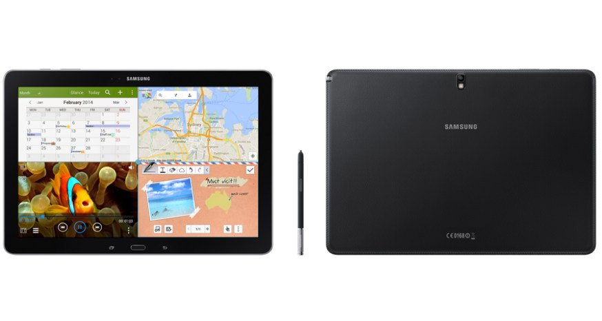 Samsung launched Galaxy NotePro 12.2 and Galaxy Tab 3 Neo in India
