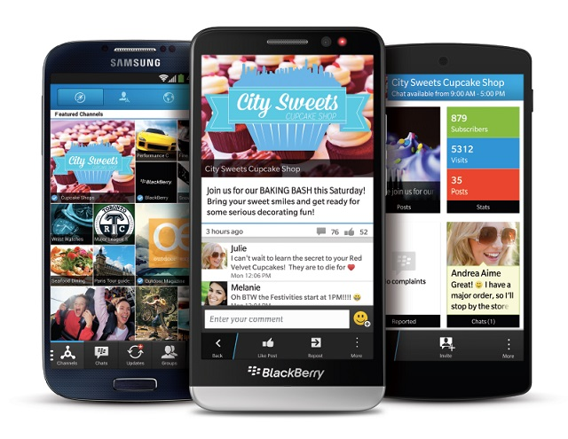 BBM adds voice calling calling, channels, dropbox integration and more