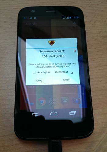 How to root Moto G – the easiest Way[Guide]