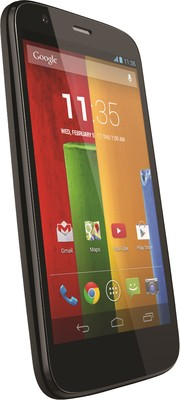 Dual sim Moto G now available online for Rs. 12,499