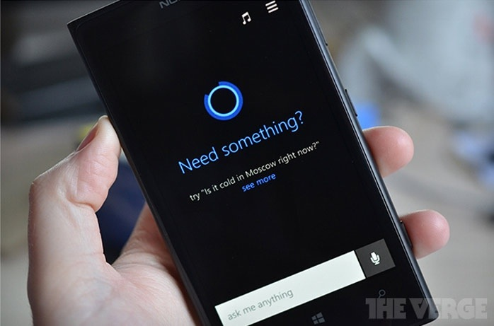 Microsoft Cortana detailed in leaked video
