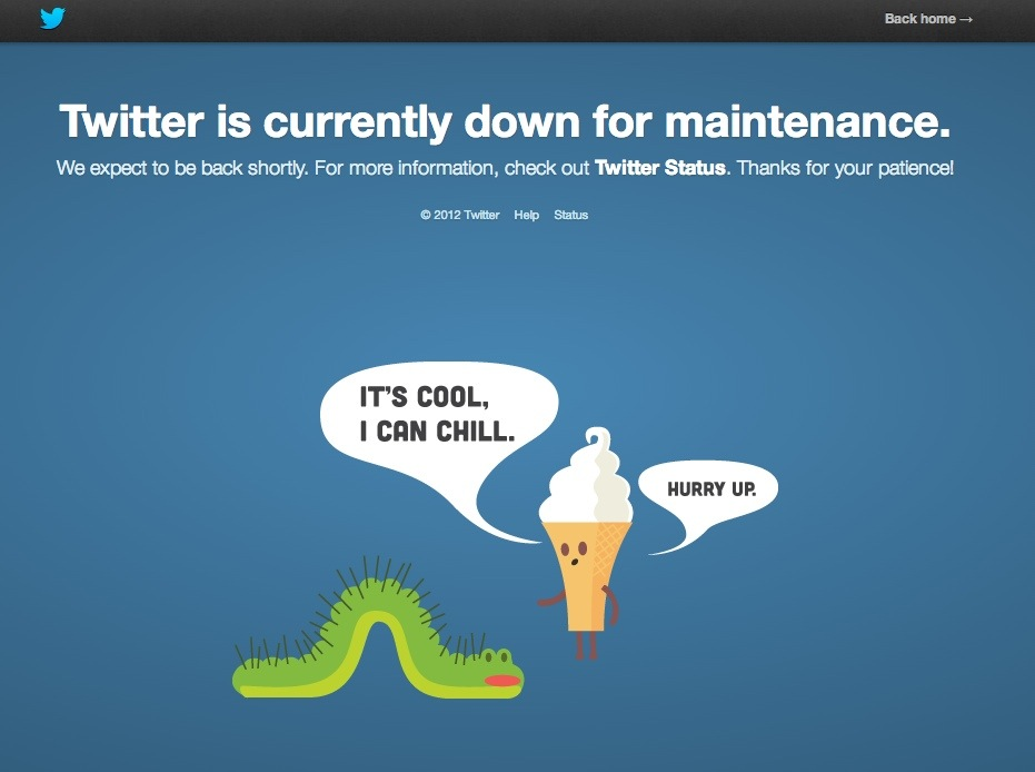 Twitter is unexpectedly down on web and mobile apps