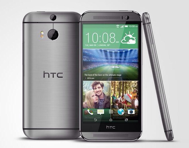 HTC One M8(2014) launched