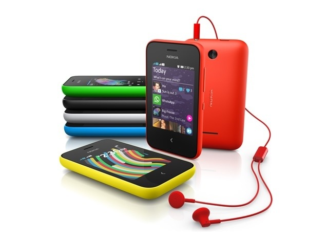 Nokia Asha 230 Dual Sim available in India for Rs. 3,499