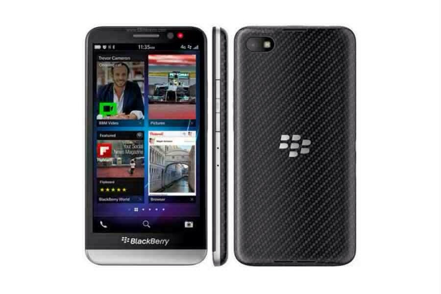 BlackBerry Z30 price slashed, now available for Rs. 34,990