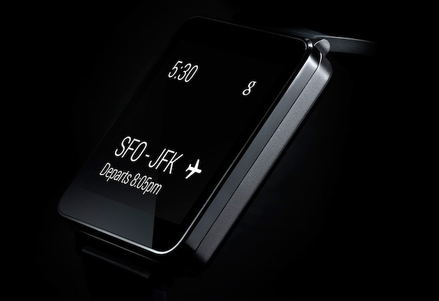 LG G Watch powered by Android wear coming in Q2 2014