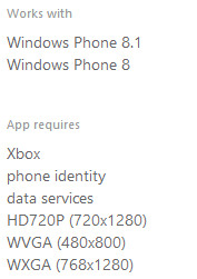 Windows Phone 8.1 name confirmed by Microsoft