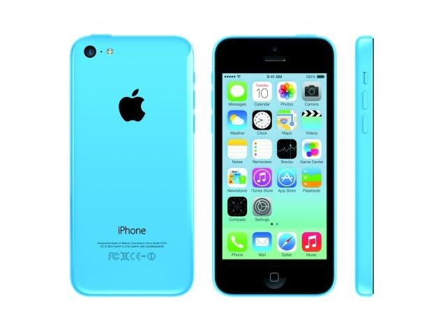 Apple launched iPhone 5c 8GB for £429 in UK