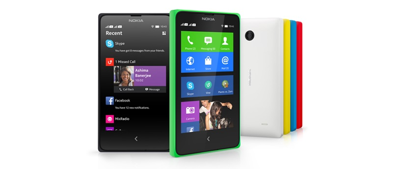 Nokia rolling out Software update for Nokia X, X+ and Nokia XL