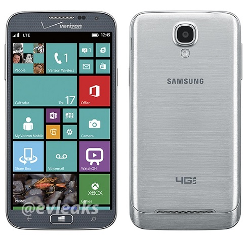 Samsung ATIV SE press image leaked, could be launched on 17 April