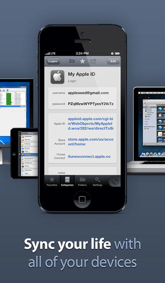 1Password for iphone ipad ios