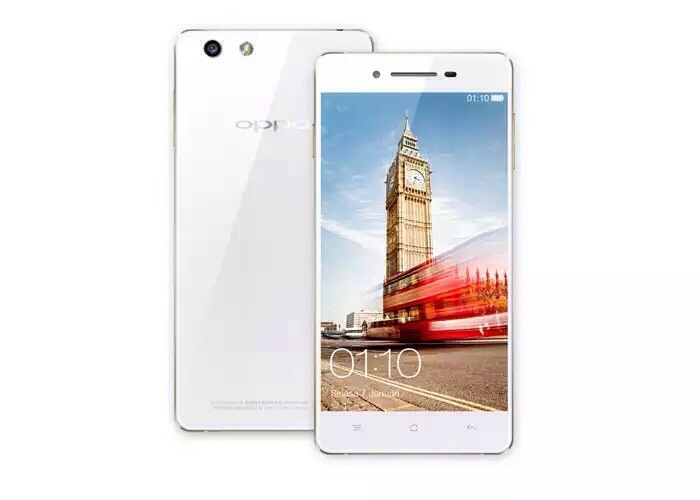 Oppo R1 with 5 inch display launched in India at Rs. 26,990
