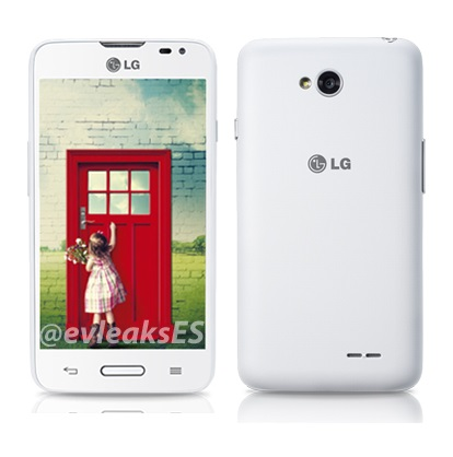 LG L65 Dual image and specifications leaked