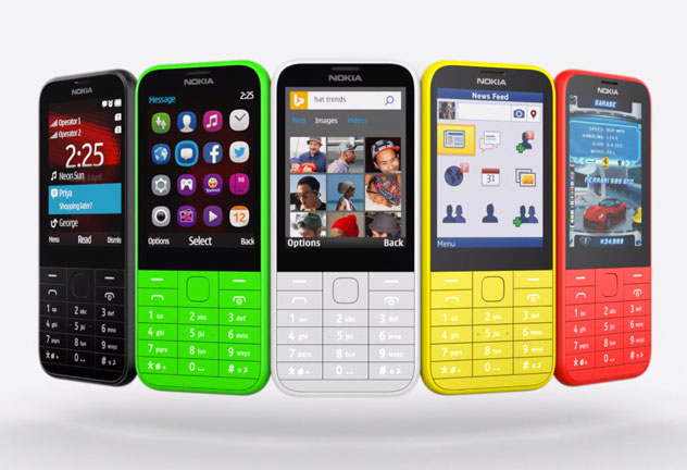 Nokia 225 Dual Sim available in India for Rs. 3,199