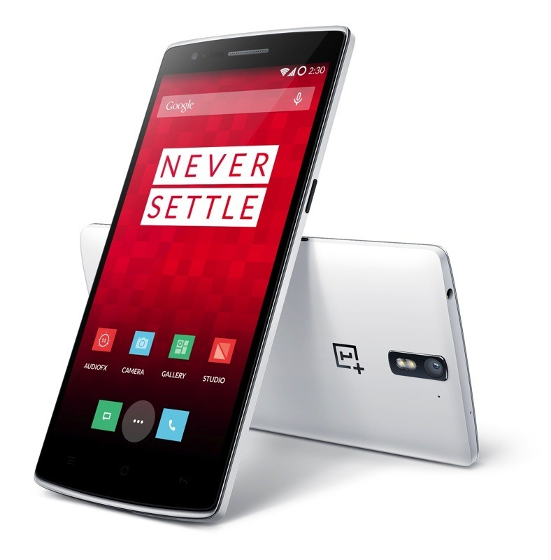 OnePlus One 16GB Silk White launched in India for Rs. 18,999