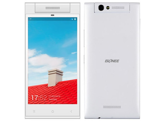 Gionee starts rolling Android Kitkat update for Gionee Elife E7 Mini