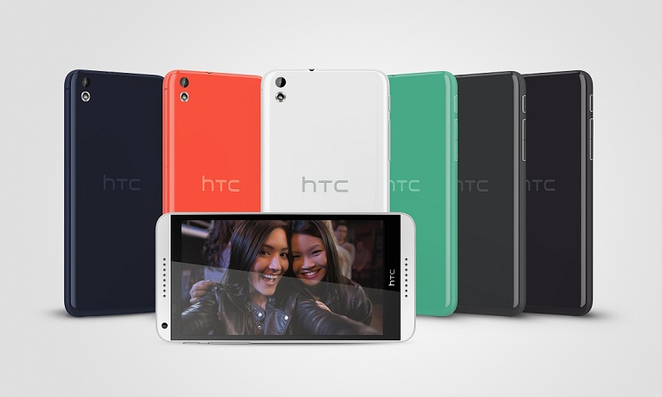 HTC Desire 816 with 5.5 inch HD screen launched in India for Rs. 23,990