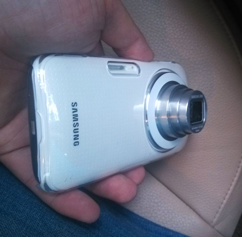Samsung Galaxy K Zoom multiple images leaked