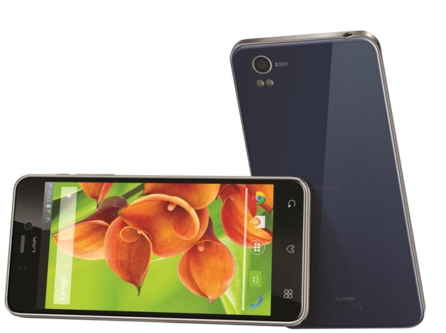 Lava Iris Pro 20 with 4.7 inch qHD launched for Rs. 13,999