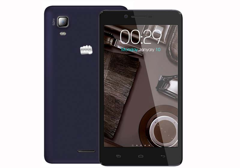 Micromax Canvas Doodle 3 launched in India for Rs. 8,500