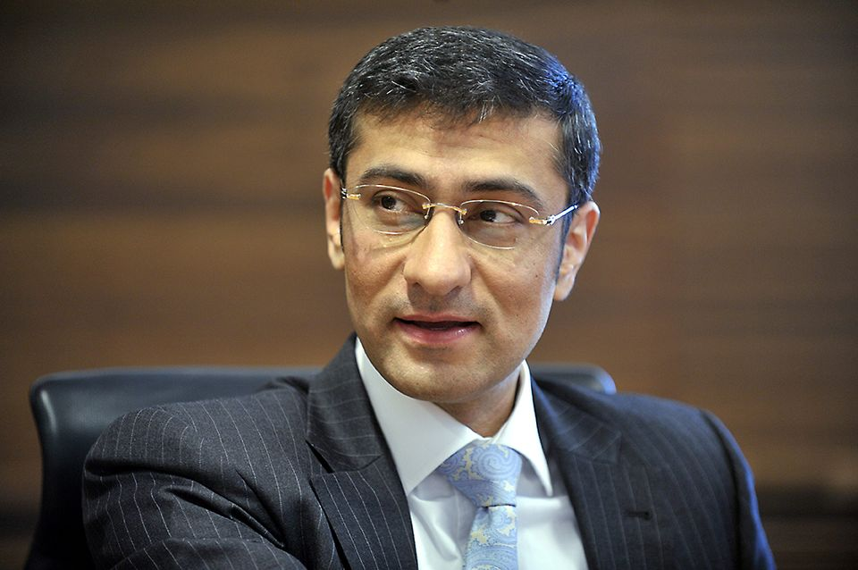 Rajeev Suri appointed as new CEO of Nokia