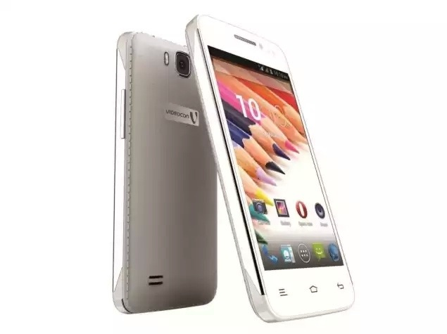 Videocon A29 with 4 inch display launched at Rs. 5,799