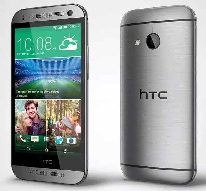 HTC One Mini 2 with 4.5 inch HD display announced