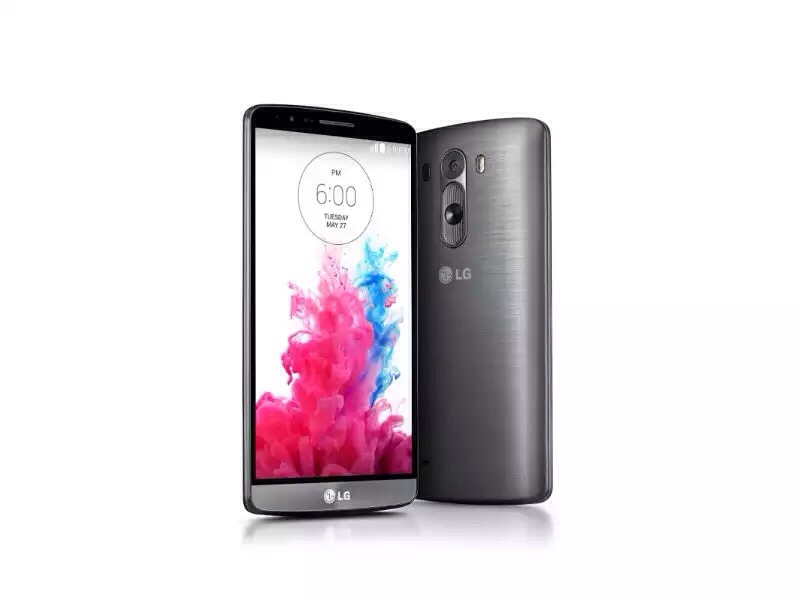 LG G3 with 5.5 inch QHD display announced