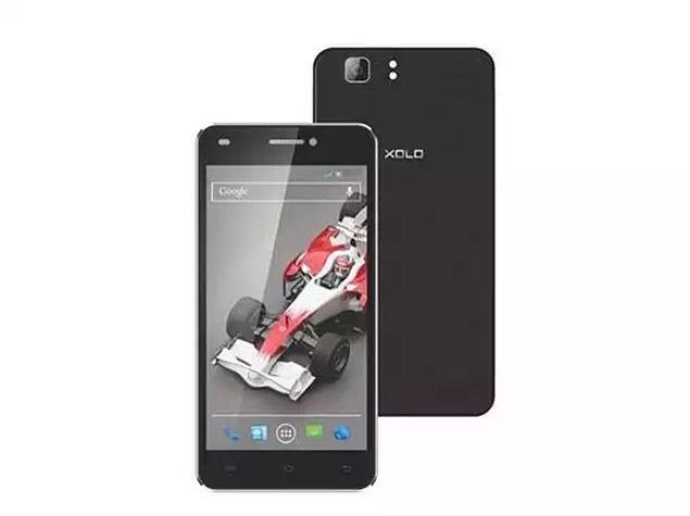 Xolo Q1200 with 5 inch HD screen launched at Rs. 13,999