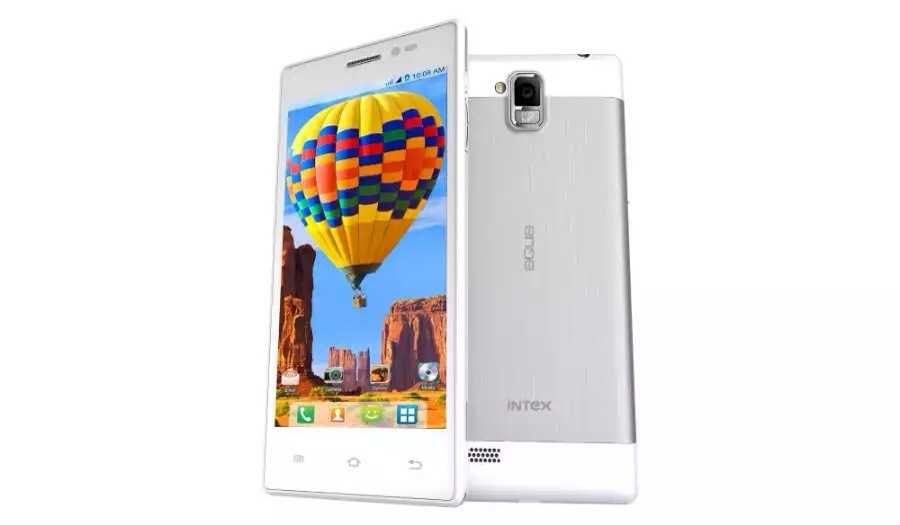 Intex Aqua i5 Mini with 4.5 inch screen launched for Rs. 6,850