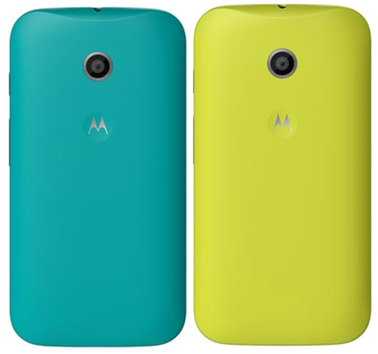 Moto E back cover now available on Flipkart for Rs. 899