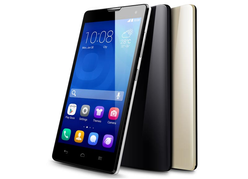 Huawei Honor 3C with 5 inch screen launched in India at Rs. 14,999