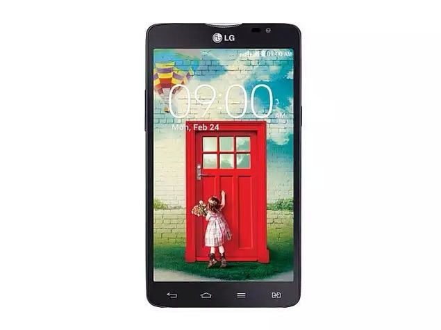 LG L80 Dual with 5 inch screen launched in India for Rs. 17,500