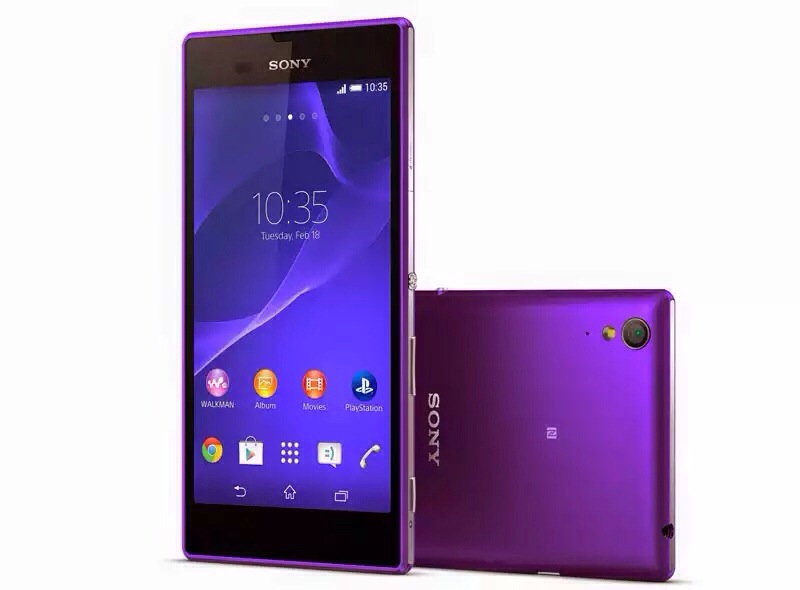 Sony Xperia T3 with 5.3 HD display, slim design announced