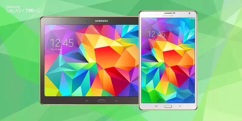 Samsung Galaxy Tab S Series with 8.4 and 10.5 inch screen announced