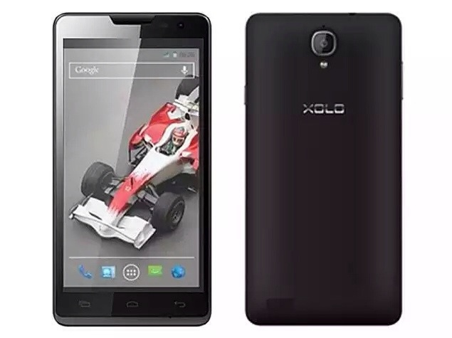 Xolo Q1000 Opus 2 with 5 inch screen available online for Rs. 9,780