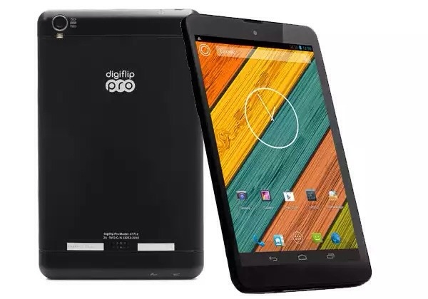 Flipkart launches Digiflip Pro XT 712 tablet in India for Rs. 9,999