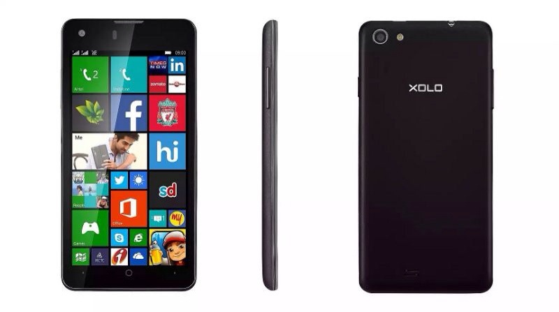 Xolo Win Q900s lightest windows phone 8.1 phone announced in India for Rs. 11,999
