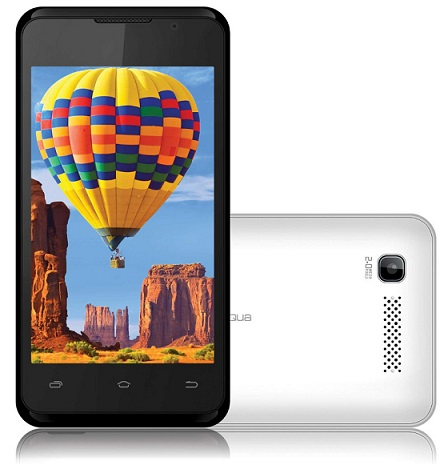 Intex Aqua 3G with 4 inch screen launched in India at RS. 3,555