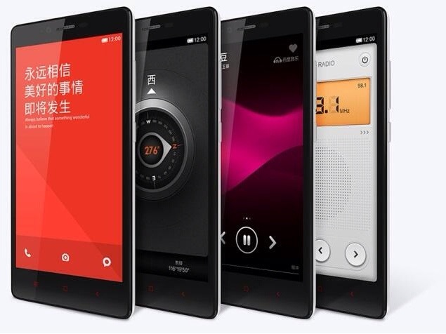 Xiaomi RedMi Note with 5.5 inch screen launched in India for Rs. 9,999