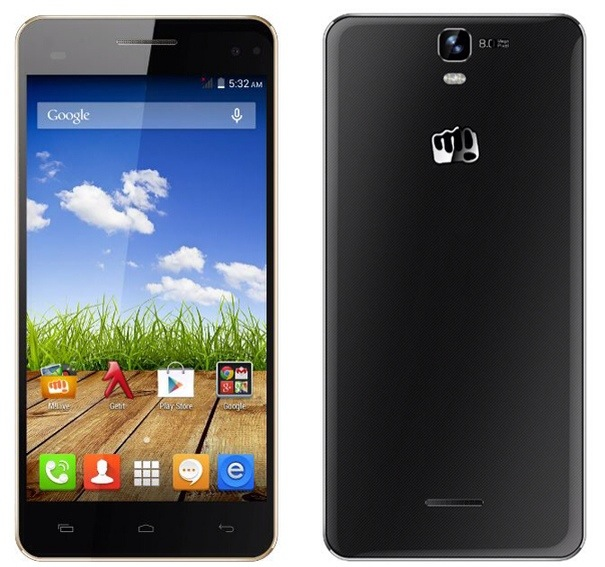 Micromax Canvas HD Plus A190 with Hexa Core launched in India for Rs. 13,500